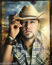 Jason Aldean 8 x 10 GLOSSY Photo Picture IMAGE #7