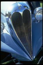 465096 Front End Of Antique Sports Car A4 Photo Print