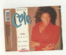 natalie cole - rest of the night  cd