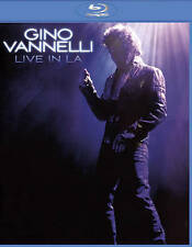 A Gino Vannelli: Live in L (Blu-ray Disc, 2015)