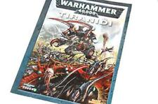WARHAMMER 40K codex TIRANIDI brossurato nuovo supplemento 40000