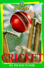 Cricket: All You Need to Know (Activators),GOOD Book