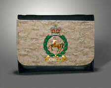 Royal Army Veterinary Corps Men's Faux Leather Wallet