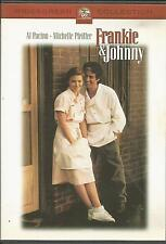 Frankie & Johnny / Al Pacino, Michelle Pfeiffer / DVD #6766