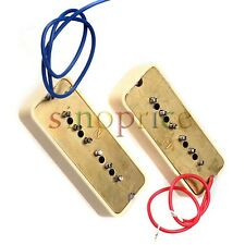Generic Single Coil Soap Bar pickups For P-90 P90 Guitar 50MM / 52MM