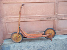 SCOOTER RIDING TOY - 1940'S