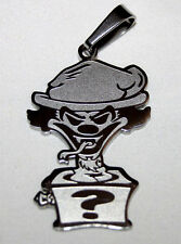 ICP Insane Clown Posse Riddlebox Stainless Steel Charm twiztid rare lot jersey