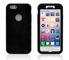 For iPhone 6 /6 plus screen protector/Heavy Duty Hybrid Rugged Hard Case