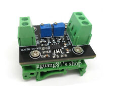 Current to Voltage Transmitter Signal Module 4-20MA to 0-5V Linear Conversion HR