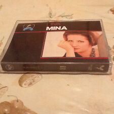 DOPPIA MC K7 MINA DIVA RCA/BMG CAT. 724321 12925-4 ITALY PS 2002 GBG