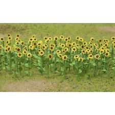 "JTT Scenery Products HO 95523 SUNFLOWERS 1""  16/PK"