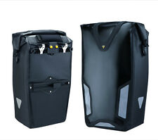 Topeak Pannier Cycle Waterproof Dry Bag DX Black - Single - TT9829B