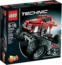 Lego 42005 Technic Monster Truck