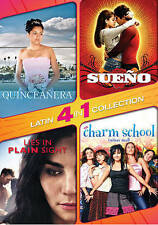 4 IN 1 LATIN COLLECTION: SU...-4 IN 1 LATIN COLLECTION: SUENO / QUINCEAN DVD NEW