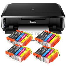 CANON Pixma IP7250 Tintenstrahldrucker DRUCKER Drucker für Fotos + 20x XL TINTE