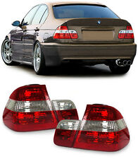 FACELIFT REAR TAIL LIGHTS BMW E46 SEDAN SALOON 5/98-8/01 PREFACELIFT NICE GIFT