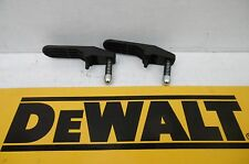 PAIR OF DEWALT LEG CATCHES  FOR DE7400 ROLLING STAND A24637