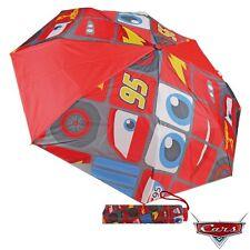 Disney CARS großer 90cm Taschenschirm Regenschirm Mini Schirm mit Schutzhülle