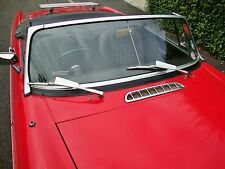 MG Windscreen Wiper Wind Deflectors VW Bug Ghia Bay Split Mini Morris Jaguar 2CV