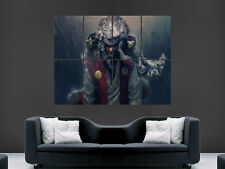 JIRAIYA NARUTO MANGA ART HUGE  LARGE PICTURE POSTER GIANT