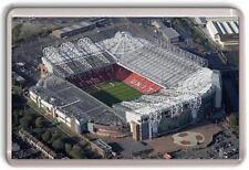 Old Trafford Manchester United Aerial image Fridge Magnet #1