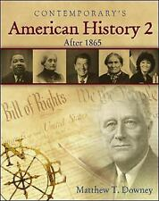 American History 2 (After 1865) - Hardcover Student Text Only