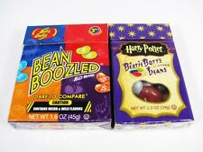 JELLY BELLY Bean Boozled Jelly Beans Series 3 & HARRY POTTER BERTIE BOTTS 1 EACH