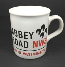 Abbey Road BEATLES Mug Cup England NW8 City Of Westminster