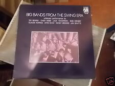 AA.VV. BIG BANDS FROM THE SWING AREA LP VINILE 1974