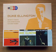 Duke Ellington - Sony Jazz Trios - 3-CD-Box - Wie neu !