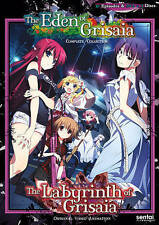 The Eden of Grisaia: Complete Collection/The Labyrinth of Grisaia: Original...