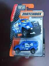 Matchbox SWAT Truck MBX Heroic Rescue 65 of 120 Police will combine shipping