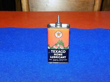 Vintage, TEXACO, lead top, handy oiler, very nice
