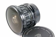 Pentax 6x7 SMC Takumar 35mm f/4.5 Fish-eye Lens