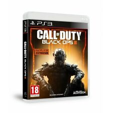 Call OF DUTY BLACK OPS 3 III ps3 GIOCO NUOVO di zecca