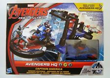 Hasbro Marvel Avengers Age Of Ultron HQ Captain America Tower Playset
