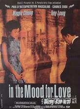IN THE MOOD FOR LOVE - WONG KAR WAI / LEUNG / CHEUNG-ORIGINAL SMALL MOVIE POSTER