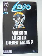 1x Comic - Lobo Nr. 20 - DC Dino - Zustand 1/1-