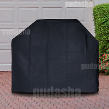 67'' Wide Waterproof BBQ Cover Gas Barbecue Grill Protection Patio Storage PQ6AB