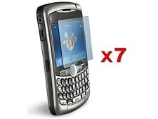 7x SCREEN PROTECTOR compatible with BLACKBERRY 8300 8310 8330 CURVE