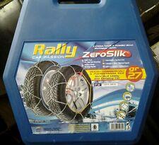 Catene da neve Rally Car Passion ZeroSlik per veicoli commerciali e fuoristrada
