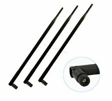 3x9dBi 2.4G 5G Dual Band WiFi RP-SMA Antenna for TP-Link TL-WDR3500 TL-WR841ND
