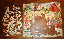 old Little Orphan Annie jig saw puzzle