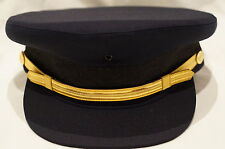 Canadian Firefighter District Fire Chief/Captain Forage Hat Cap
