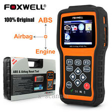 ABS+Airbag SRS+SAS Reset Engine Tool Diagnostic Scan Tool Code Reader NT630 DHL