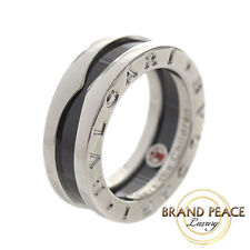 Bvlgari Bzeo1 save the children ring SV925 / ceramic # 47 Free Shipping
