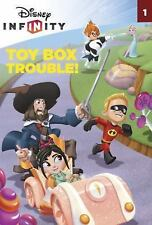 Toy Box Trouble! by Amy Weingartner and RH Disney Staff (2015, Paperback)