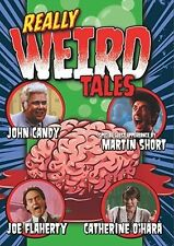 Really Weird Tales (2016, DVD NEUF)