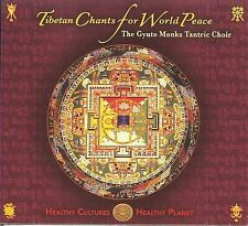 Tibetan Chants for World Peace 2008 by Gyuto Monks Tantric Choir X-Library