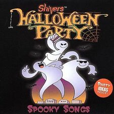 Various Artists : Halloween Party: Spooky Songs CD (2001)